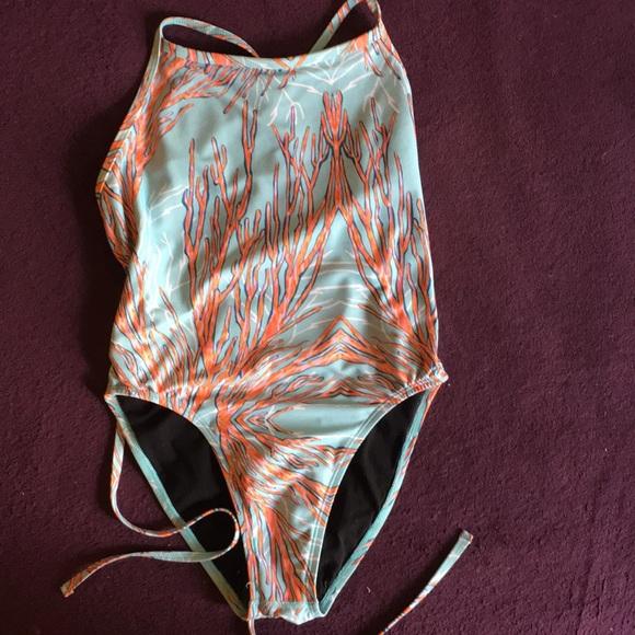 96f719c227 Jolyn Clothing Swim | Rare Jolyn European Coral Onesiesize 28 | Poshmark